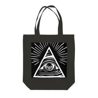 シュリーズ△ Tote bags