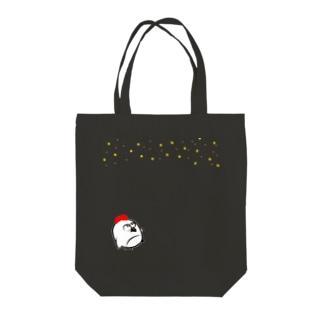 野村商店のバードパパと星 Tote Bag