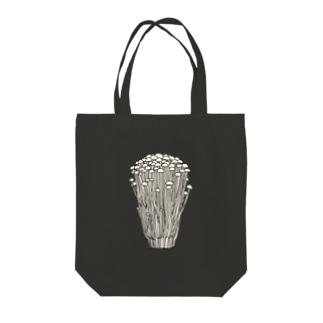 えのき Tote bags