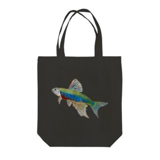 オイカワです‼️ Tote Bag