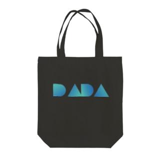 DADA Tote bags
