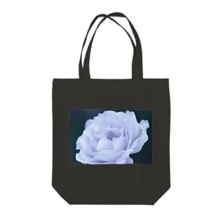 白バラ Tote Bag