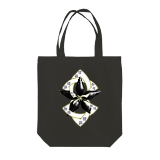 螺旋桔梗 Tote Bag