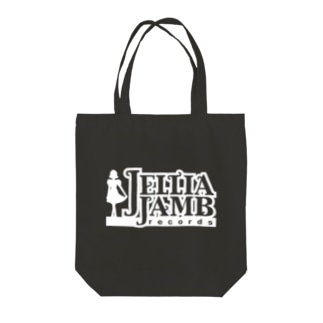 Jellia Jamb Records トートバッグ
