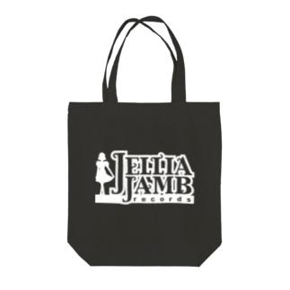 Jellia Jamb Records Tote bags