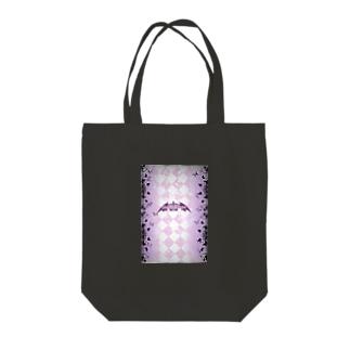 Cherish ロゴ Tote bags
