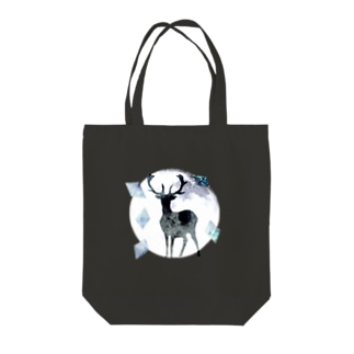 ◆ Diamond  moon  ◆ Tote bags