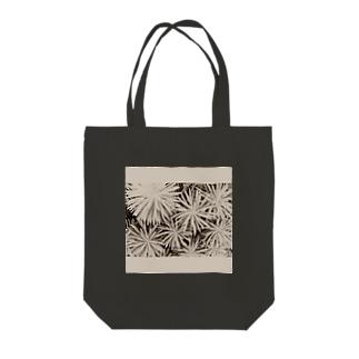 生い茂ったかっこいいバージョン Tote bags