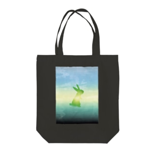 a piece of animation 夕空うさぎ  TBa Tote bags