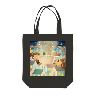 星のミルクティー Tote Bag