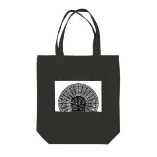 パラボラアンテナ(府中トロポサイト) Tote bags
