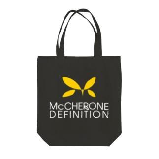 McCHERONE DEFINITION[濃色] Tote bags
