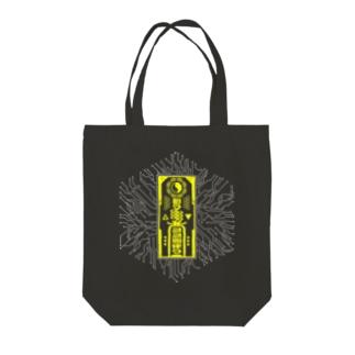電子線路靈符 Tote Bag
