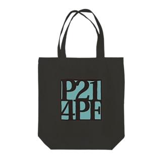 P214PF Tote bags