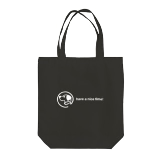 have a nice time!(white) Tote Bag