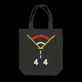 酒樽 蔵之介の着艦標識旧型「くらま」 Tote bags
