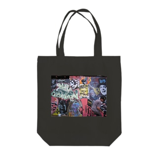 NZ sk8 park の wall art Tote bags
