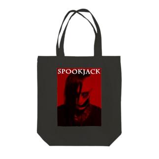 """Spookjack """"RED"""" Tote bags"""