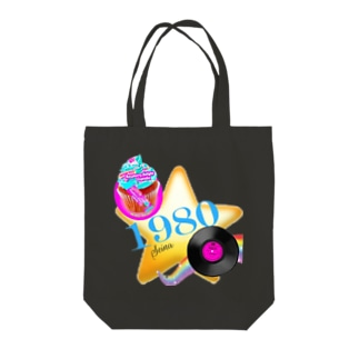 80's STAR⭐ Tote bags