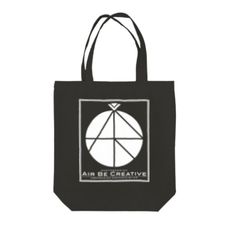 ABCロゴ Tote bags