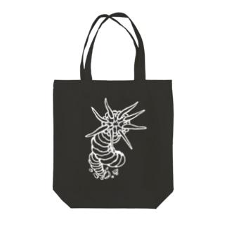 UMAシリーズ デスワーム Tote bags