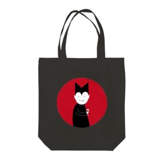 バンパイヤくん Tote bags