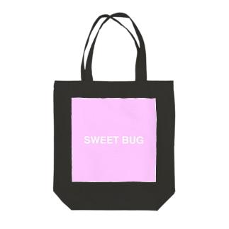 SWEET BUG Tote bags