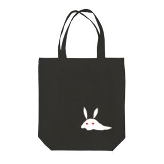 すらいむうさぎちゃん Tote bags