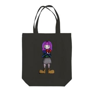 みッくス〜不思議シリーズ〜「心持ち」 Tote bags