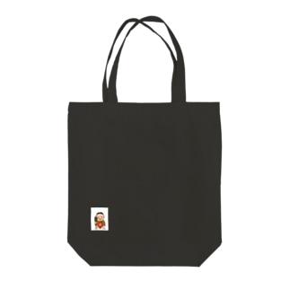 バイオリズムまこちん Tote bags