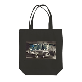 accident Tote bags