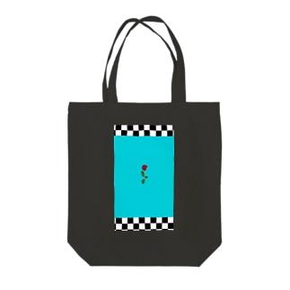 好きな色とばら Tote bags