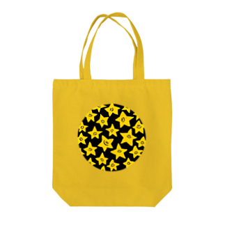 MOGUMO SHOPのきいろいほしくん Tote bags