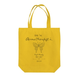 Butterfly / worker's design Tote bags
