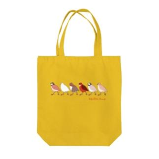 コリンウズラ Tote bags