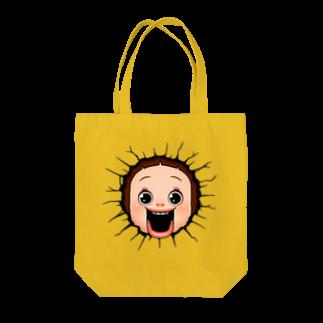 AKIRAMBOWのブレイクしょーちゃん Tote bags