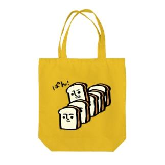 パンタロー整列 Tote bags
