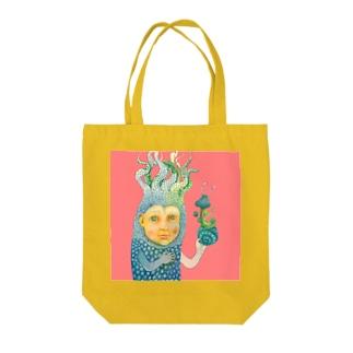 子供 Tote bags
