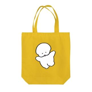 おっきいワヌ山 Tote bags