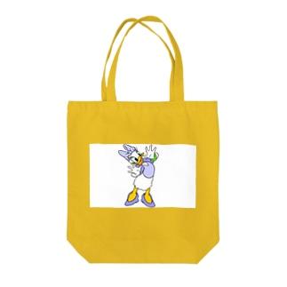 ディジー Tote bags