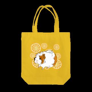 nins・にんずのおみかんとアビシニアンのViVi Tote bags