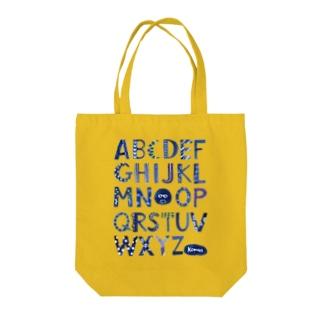 ABC Tote bags