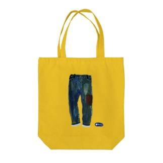 gokenncyou_1231のジーンズ Tote bags