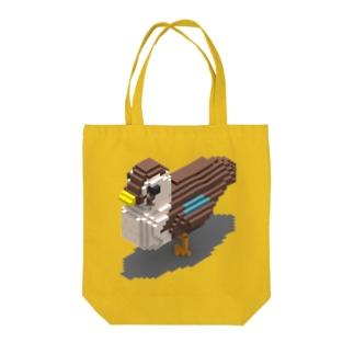 ドデカモ Tote bags