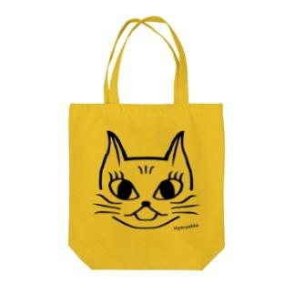 小悪魔にゃんこ Tote bags