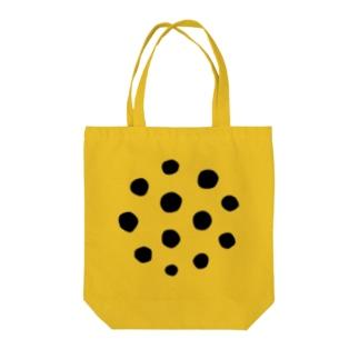 ミナミハコフグちび Tote bags