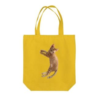 犬化してるニャンコ、明[猫] Tote bags
