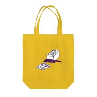slice of LEGO Tote bags