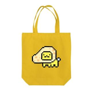 ポメナン Tote bags