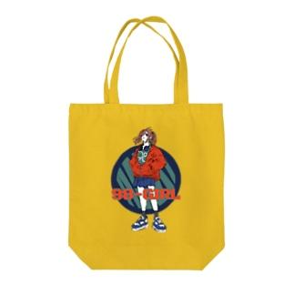 98-GIRL Tote bags
